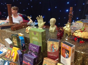 Psychic readers and stalls at our Reading Psychic Fayre!